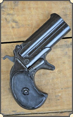 z - Sold Movie prop gun Gamblers Derringer