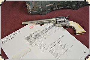 z Sold FRONTIER SIX SHOOTER Colt SA 1st Gen.