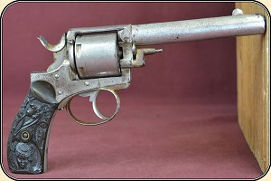 "z Sold Belgium ""Frontier"" .38 Colt to compete with the Colt Lightning."