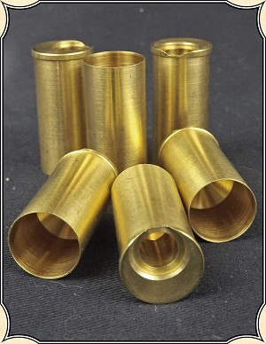 .45 caliber inserts to accept .22 blanks - pack of six
