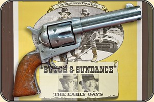 "Z Sold Movie Colt ""Butch and Sundance the Early Days"""