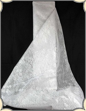 Fabric - Lace White or Ivory