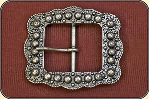 Buckle - Fancy Western buckle