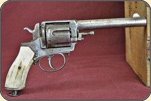 Z-Sold Antique Frontier Army Revolver  .44-40 Winchester