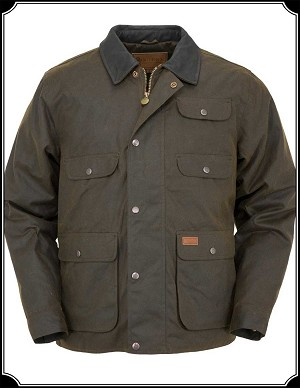 z Sold (1/2 PRICE) Overlander Jacket