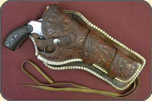 All the bells and whistles Heiser Holster