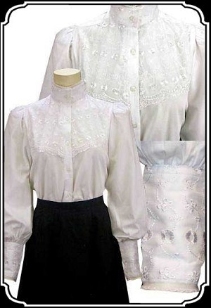 Laura Blouse by Frontier Classics