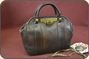 Banker's Stagecoach bag
