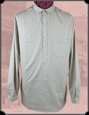 Shirt - Cotton Frontier in Oatmeal