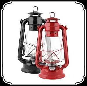 Lamp  - Cheap kerosene lantern