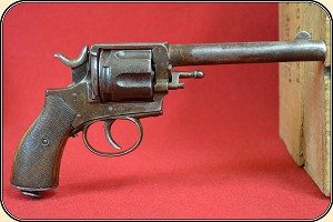 z Sold Antique Frontier Army Revolver