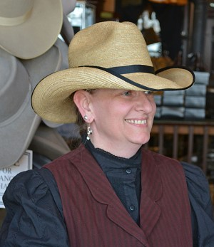 The Tumbleweed Straw Hat - Hat Style