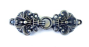 "Clasps -2 1/8"" Pewter Clasp"
