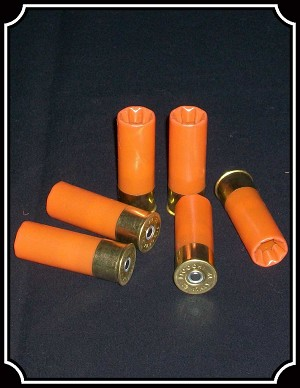 Blanks 12 ga. ~ Shotgun Blanks Pack of Six