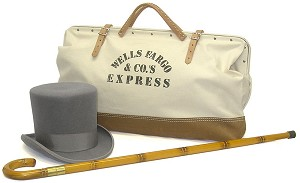 Bag - Deluxe bag - Wells Fargo