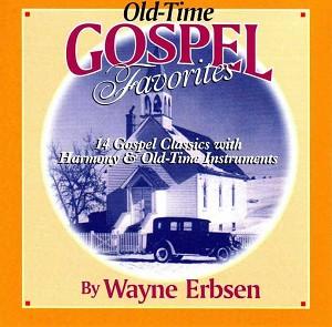 CD - Old-Time Gospel Favorites
