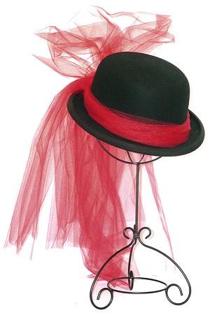 6f2160d316e Ladies English Riding Hat of basic black