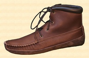 Men's Field Boot in Brown