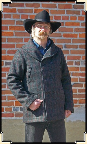 Coat - Premium Mackinaw - Wool with Lining - Heirloom