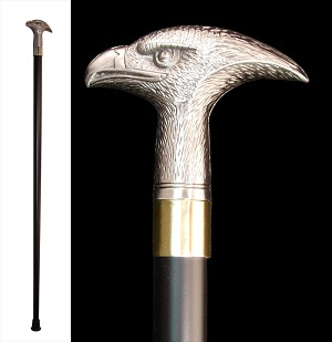 z-Sold Cane - Eagle Head