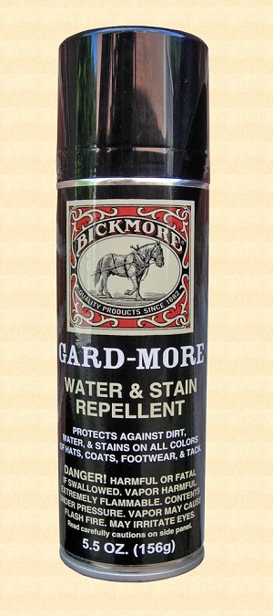 Men's Hat - Gard More Water and Stain Repellent - 5.5 oz