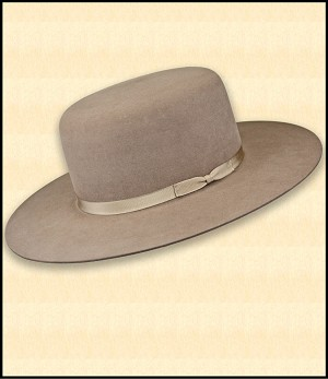 Men's Hat - Boss of the Plains - 10X Felt