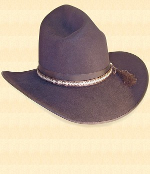 Rooster Cogburn - Hat Style