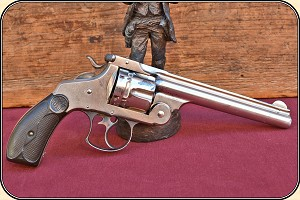 "z Sold S&W ""Double Action Frontier"" Model, 44/40...1883"