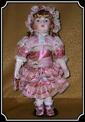 Victorian Bisque Dolls