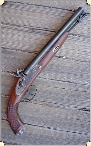 z Sold ~ Pedersoli Howdah Hunter 20-Ga  Pistol